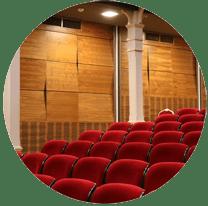 Instal·lacions fixes auditori