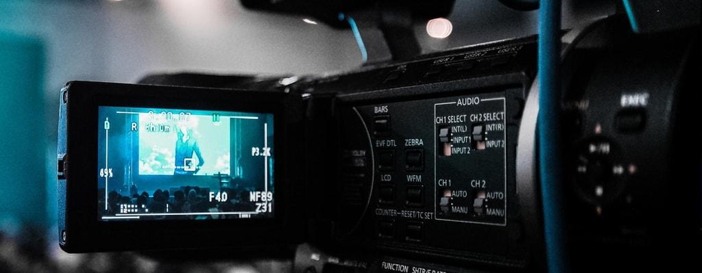 Gravació esdeveniment i Streaming en directe